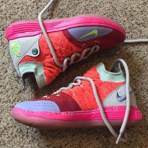 Kids NWOT Colorful Nike KDs